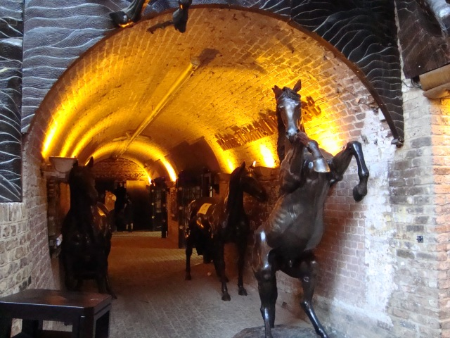 Camden horse tunnels, London, England, travel, travelogue, photography