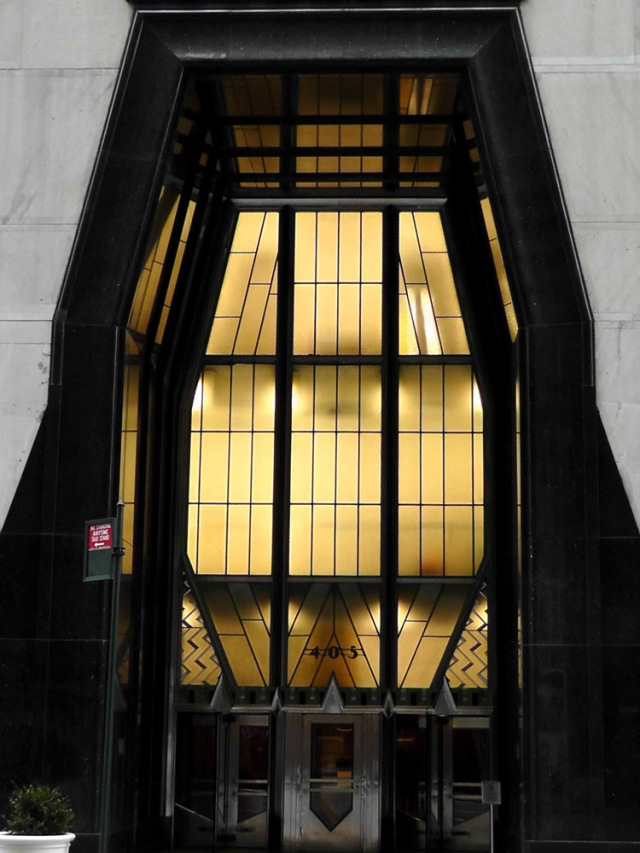 new york, manhattan, art noveau door, art deco door
