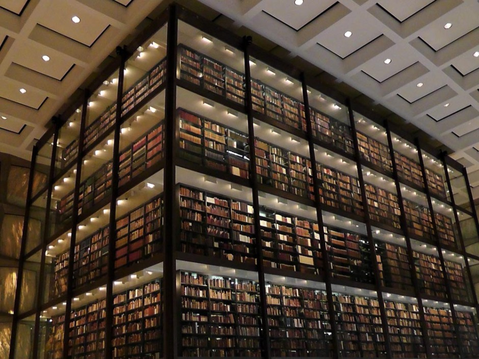 beinecke, rare books, rare manuscripts, yale, new haven, connecticut, travel, photography, travelogue, ailsa prideaux-mooney