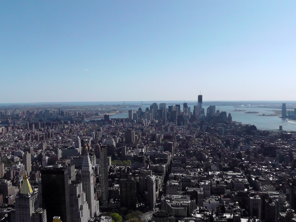 Empire State Building: Top Of The Rock Vs The Empire State Building