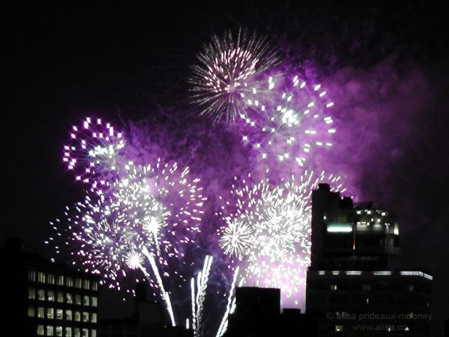 fleet week fireworks new york city