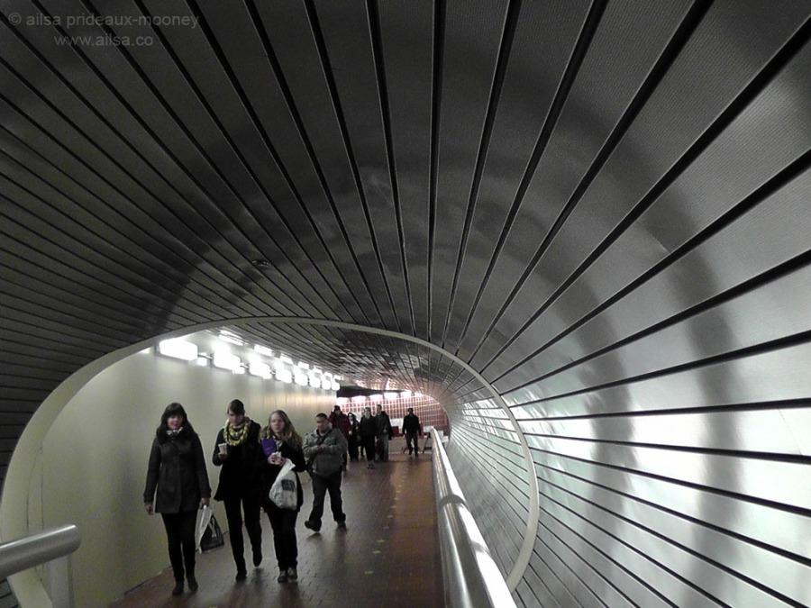 yale university tunnel
