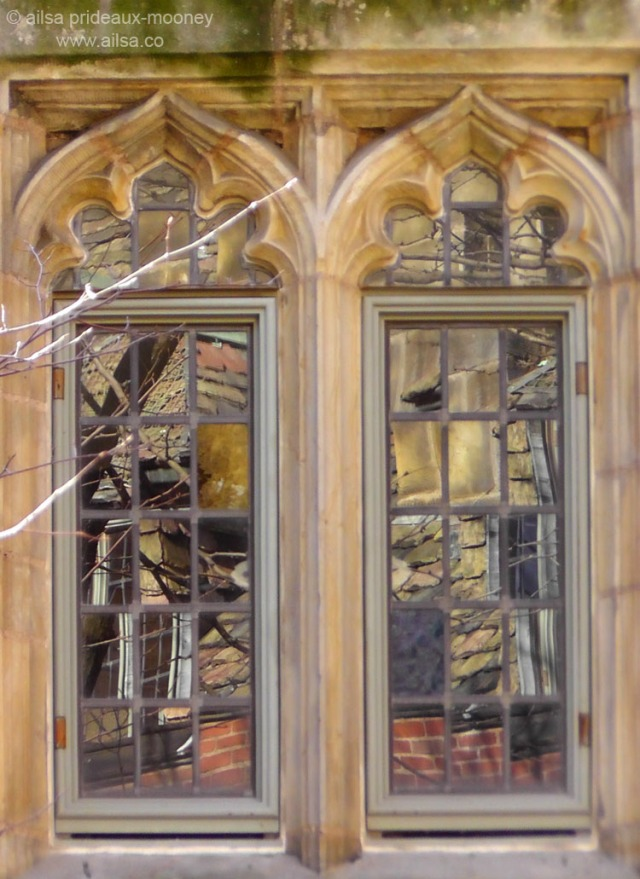 yale university windows
