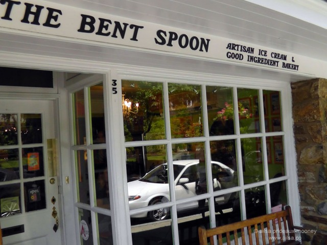 ice cream nirvana bent spoon princeton new jersey