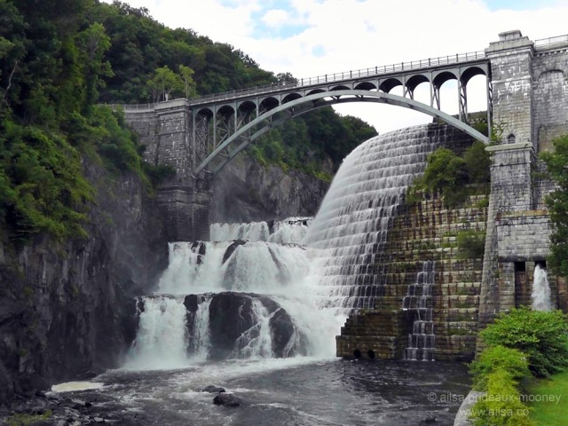 new croton dam, reservoir, new york, travel, travelogue, ailsa prideaux-mooney