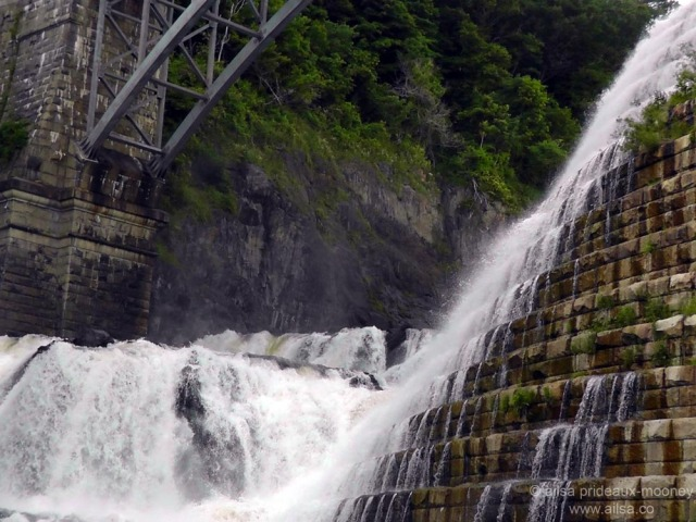 new croton dam, new york, spillway, architecture, stone, travel, travelogue, ailsa prideaux-mooney, photography