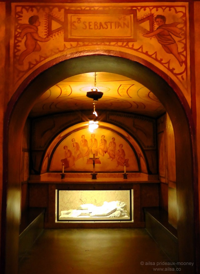 catacombs washington dc franciscan monastery mount st sepulchre old byzantium