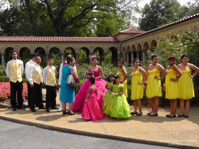 tradition franciscan monastery washington dc quinceañera