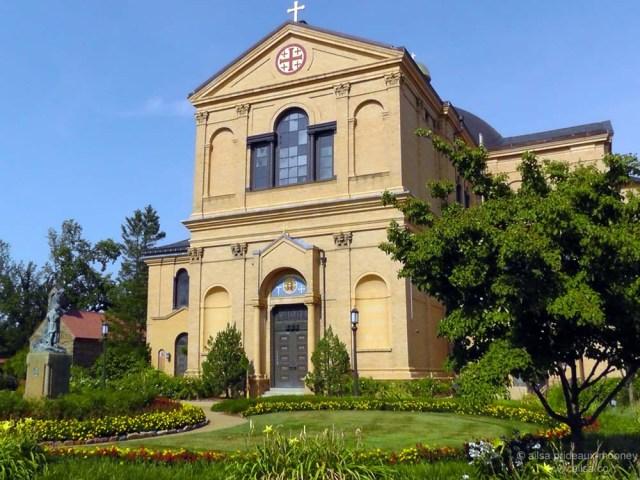tradition franciscan monastery washington dc