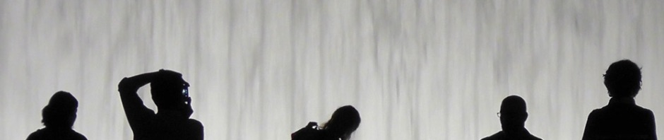 silhouette, fountain, lincoln center, new york, travel, travelogue, photography, ailsa prideaux-mooney