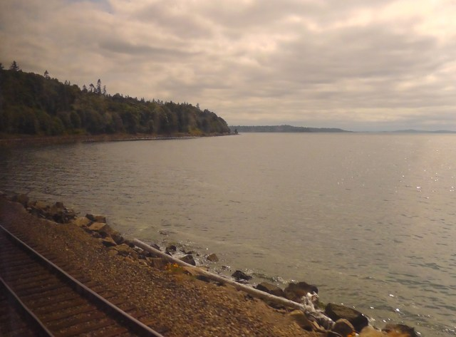 full steam ahead empire builder amtrak train travel puget sound