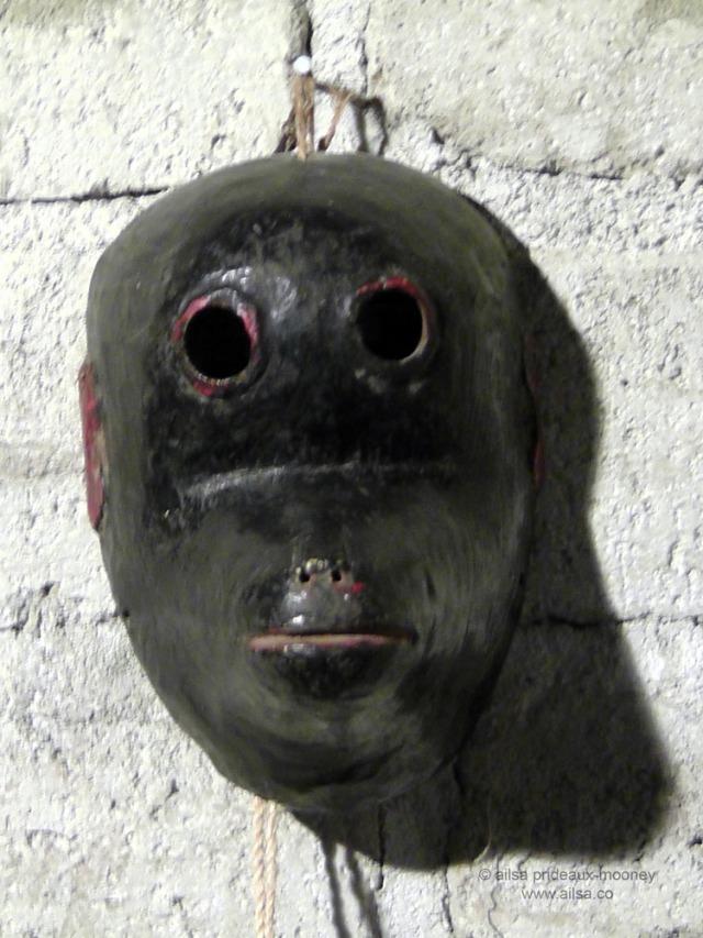 devil mask antigua guatemala