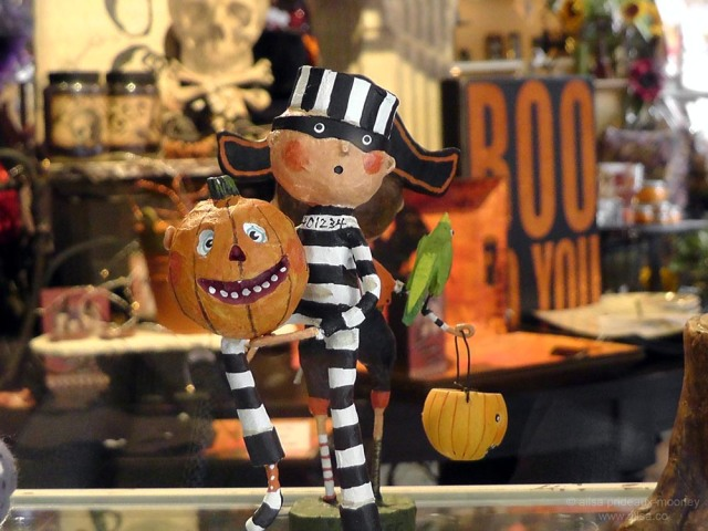 halloween store decorations