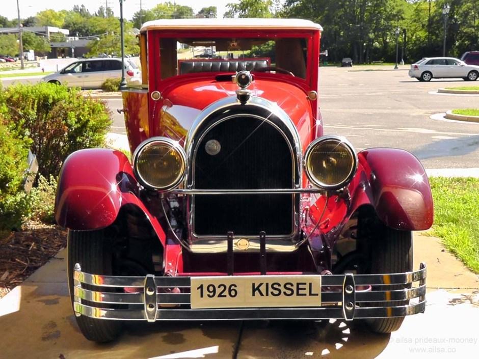 us usa america road trip wisconsin kissel kar vintage car