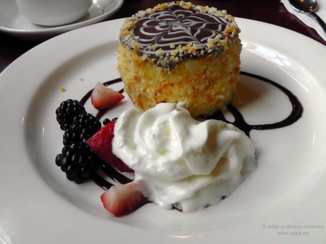 boston cream pie parker house