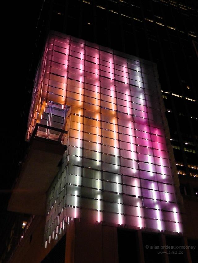 new york neon south street manhattan old slip travel
