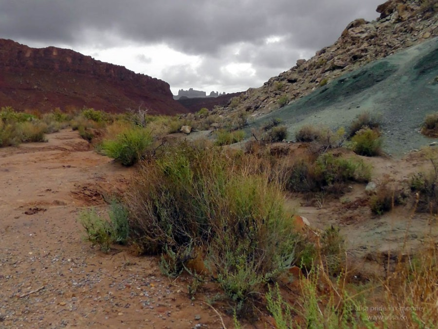 arches red green canyon utah monsoon road trip us usa america