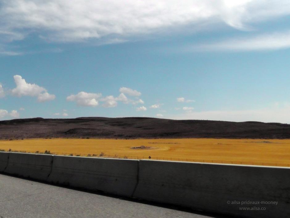 black pine mountains idaho hills i-84 road trip us usa america