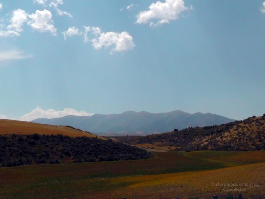 cotterell mountains idaho malta range us usa america road trip
