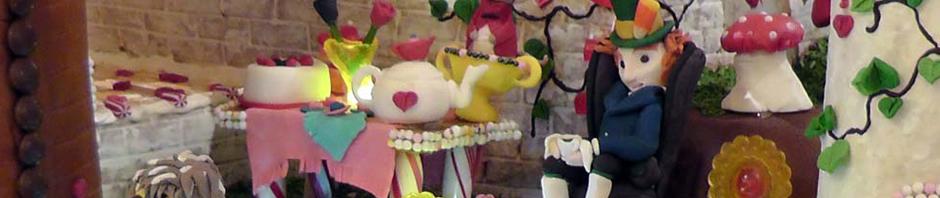 gingerbread village seattle