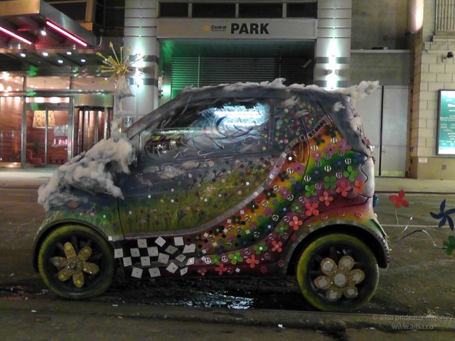 new york car tricked out