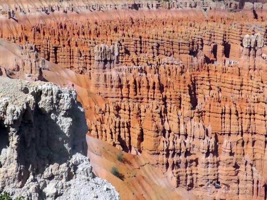 bryce pink hoodoos hoodoo canyon national park utah road trip silent city