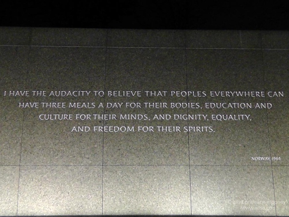 martin luther king memorial washington dc