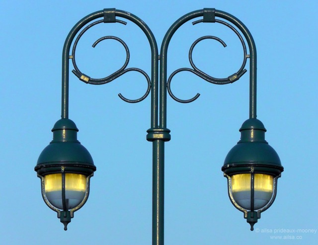 lamp post lamppost new jersey america us usa travel