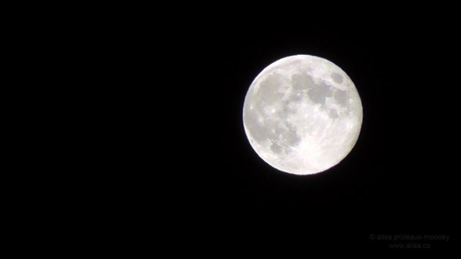 moon oregon