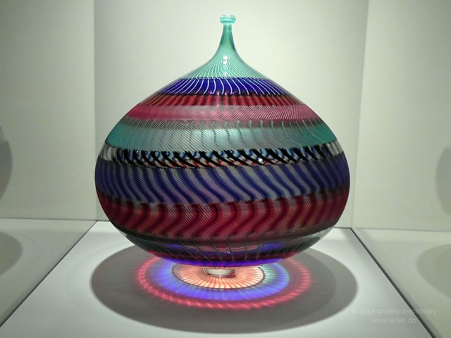 maestro lino Tagliapietra glass furnace molten tacoma museum washington