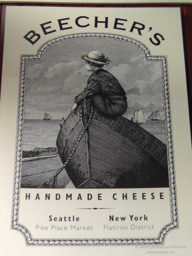 beecher's cheese, seattle, pike place market, travel, travelogue, photography, ailsa prideaux-mooney