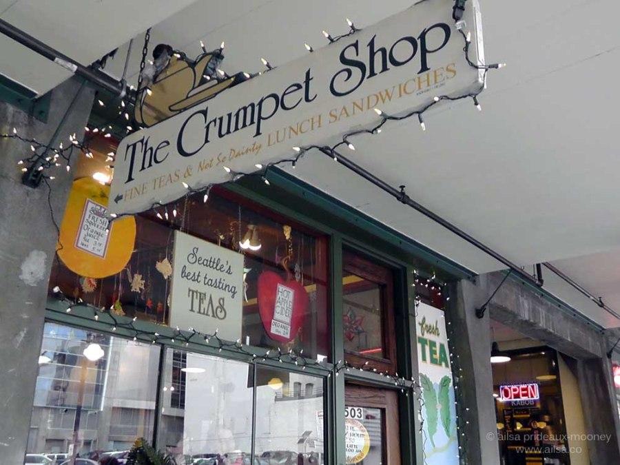 the crumpet shop, seattle, pike place market, travel, travelogue, photography, ailsa prideaux-mooney