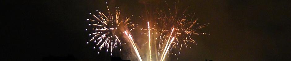seattle washington space needle fireworks new years eve 2013