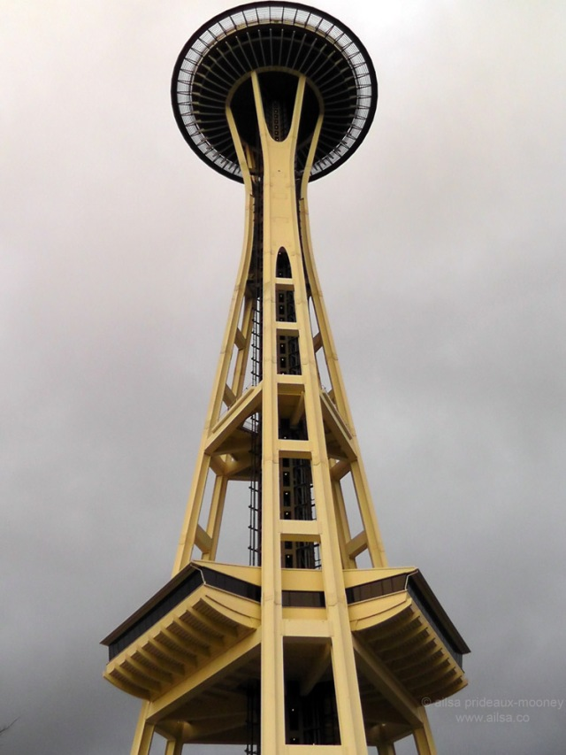 seattle space needle washington