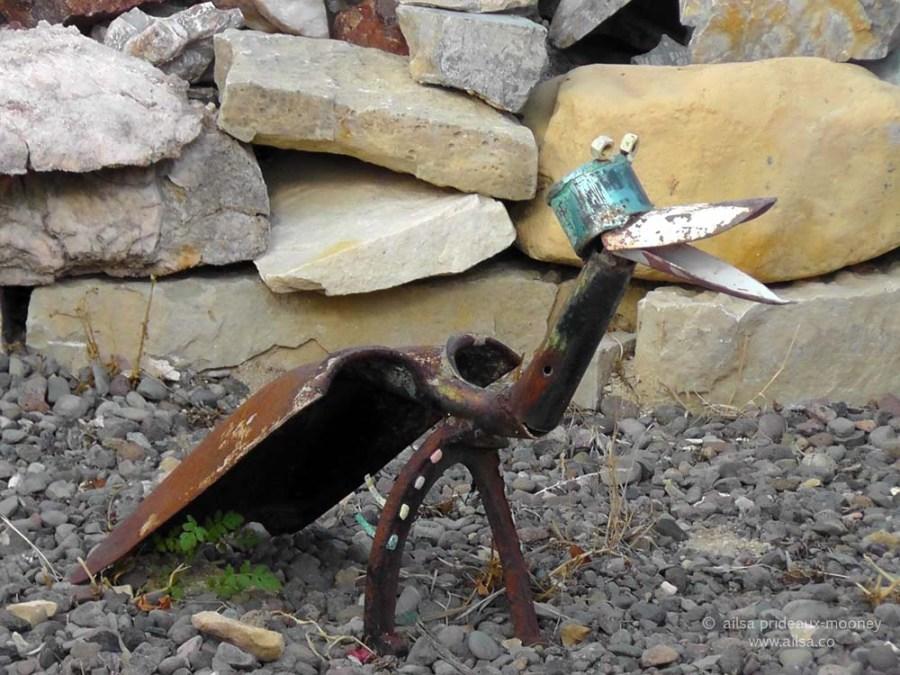 tin bird rock stop utah road trip