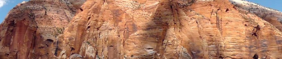 zion national park peak monolith canyon utah road trip us usa america driving