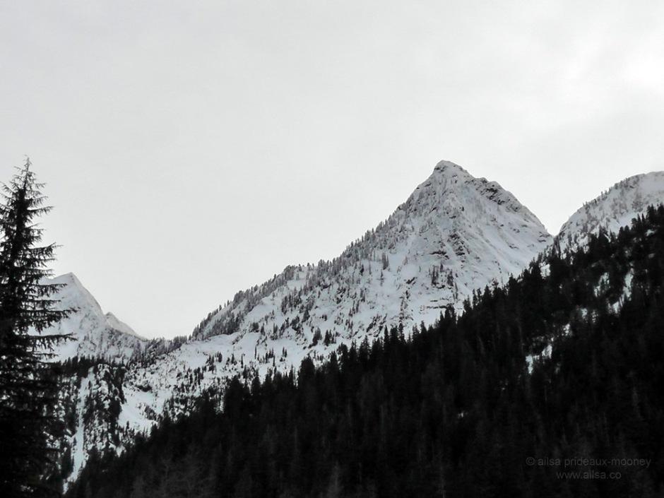 big four mountain washington ice caves