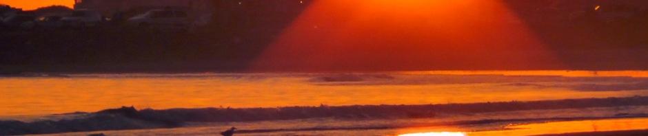 california coast road trip travel us usa america beach ocean sunset