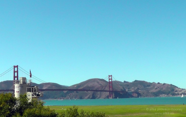 san francisco golden gate bridge us usa america road trip travel