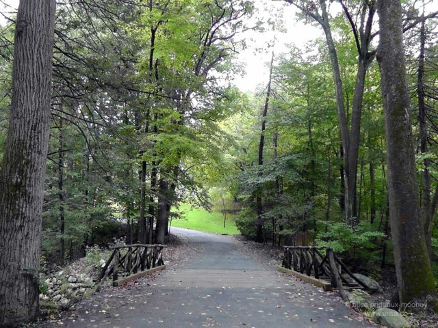 sleepy hollow headless horseman bridge new york travel us usa america