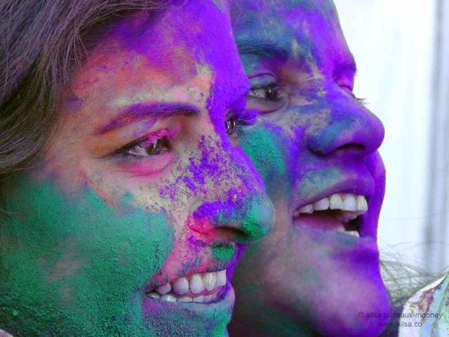 holi, holi festival, festival of color, festival of colour, travel, ailsa prideaux-mooney, maple valley