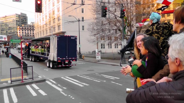 seattle, laying o the green stripe, st patrick's day, travel, irish, ailsa prideaux-mooney
