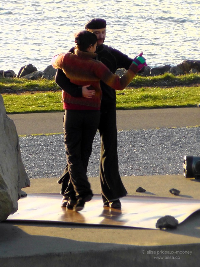 seattle, dance, waterfront, washington, travel, photography, ailsa prideaux-mooney