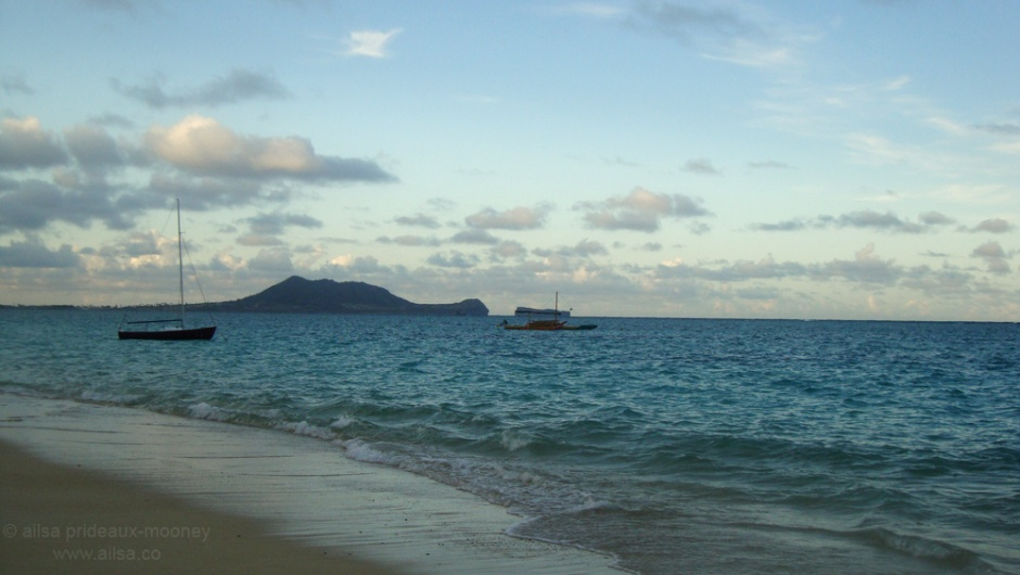 kailua bay, travelogue, hawaii, beach, travel, photography, ailsa prideaux-mooney