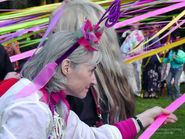 may day, maypole. seattle, washington, travel, ailsa prideaux-mooney, photography