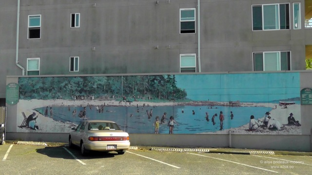 west seattle murals, travel, photography, ailsa prideaux-mooney, travelogue