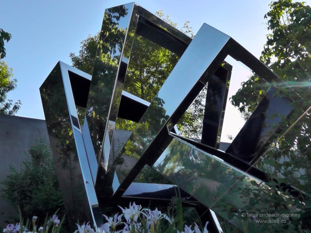 olympic sculpture park, seattle, travel, travelogue, ailsa prideaux-mooney