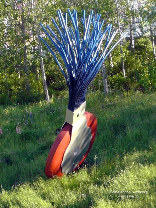 olympic sculpture park, seattle, travel, travelogue, ailsa prideaux-mooney