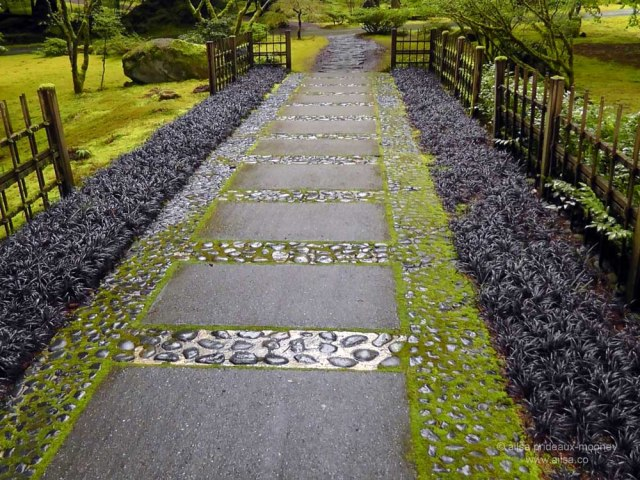 bloedel reserve, seattle, bainbridge island, garden, gardens, rain, travel, travelogue, ailsa prideaux-mooney, japanese gardens