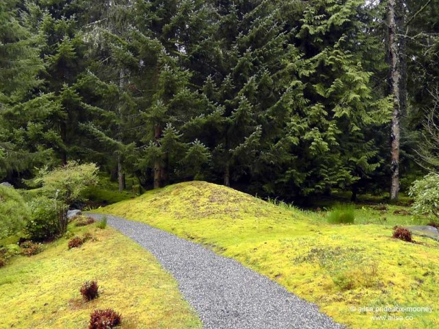 bloedel reserve, seattle, bainbridge island, garden, gardens, rain, travel, travelogue, ailsa prideaux-mooney